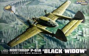 Great Wall Hobby S4802 Northrop P-61A Black Widow 1/48