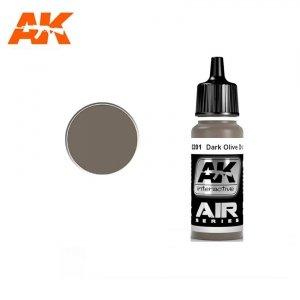 AK Interactive AK 2201 DARK OLIVE DRAB 41 17ml