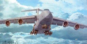 Roden 332 Lockheed C-5M Super Galaxy 1/144