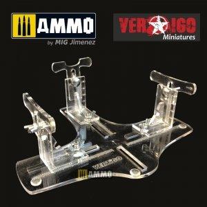 Vertigo VMP001 Plastic stand & transport jig BASIC 7248