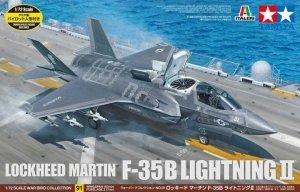 Tamiya 60791 Lockheed Martin F-35B Lightning II 1/72