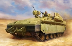 Meng Model SS-018 Israeli Heavy Armoured Personnel Carrier Namer 1/35