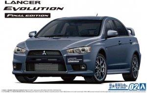 Aoshima 05795 Mitsubishi CZ4A Lancer Evolution Final Edition '15 1/24