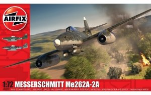 Airfix 03090 Messerschmitt ME262A-2A 1/72
