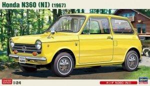 Hasegawa 20285 Honda N360 (NI) (1967) 1/24