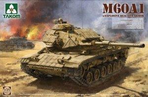 Takom 2113 M60A1 w/Explosive Reactive Armour 1/35