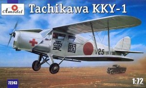 A-Model 72243 TACHIKAWA KKY-1 1/72
