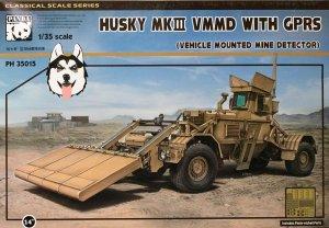 Panda Hobby 35015 Husky Mk.III VMMD with GPRS 1/35