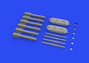 Eduard 672260 Brimstone w/ AGLM III rack 1/72