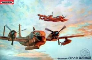 Roden 410 Grumman OV-1B Mohawk