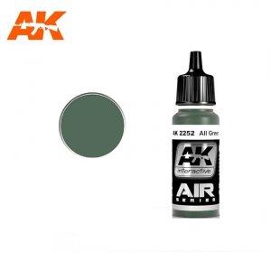 AK Interactive AK 2252 AII GREEN 17ml