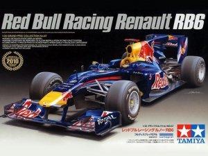 Tamiya 20067 Red Bull Racing Renault RB6 (1:20)