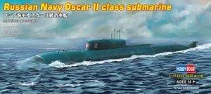 Hobby Boss 87021 Kursk SSGN Russian Navy Oscar II Class Submarine 1/700
