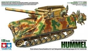 Tamiya 35367 Sd.Kfz.165 Hummel (Late) 1/35