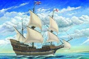 Trumpeter 01201 Mayflower 1/60