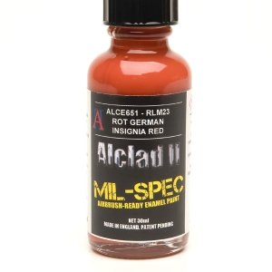 Alclad E651 RLM23 Rot German Insig Red 30ML