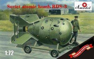 A-Model NA 72003 Soviet atom bomb RDS-3 1/72