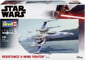 Revell 06744 Resistance X-Wing Fighter 1/50