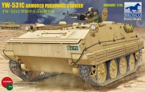 Bronco CB35082 YW-531C Armored Personnel Carrier (1:35)