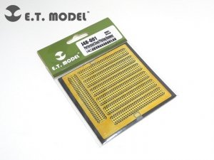 E.T. Model J48-001 WWII Allied Perforated Steel Plating Runway 1/48