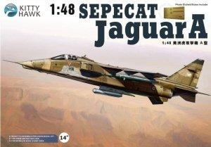 Kitty Hawk 80104 SEPECAT Jaguar A (1:48)