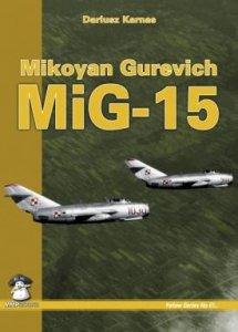 MMP Books 78159 Mikoyan Gurevitch MiG-15 (2nd edition) EN