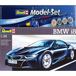 Revell 67008 BMW i8 Zestaw modelarski (1:24)