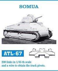Friulmodel 1:35 ATL-67 SOMUA