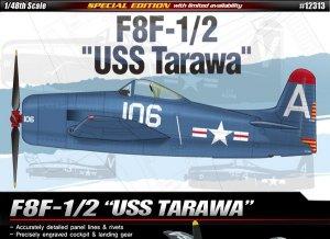 Academy 12313 F8F-1/2 USS Tarawa 1/48