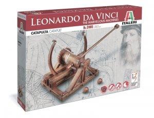 Italeri 3105 Leonardo Da Vinci Catapult