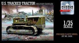 Mirror Model 35850 U.S. Tracked Tractor (Military Crawler) 1/35