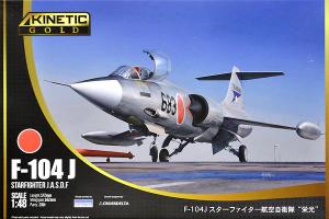 Kinetic K48080 F-104J Starfighter JASDF 1/48