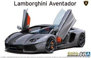 Aoshima 05864 11 Lamborghini Aventador LP700-4 1/24