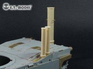 E.T. Model ER35-052 Modern USMC M1A1 MBT snorkel set 1/35