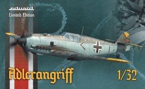 Eduard 11107 ADLERANGRIFF Limited edition 1/32