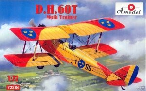 A-Model 72284 D.H.60T Moth Trainer 1:72