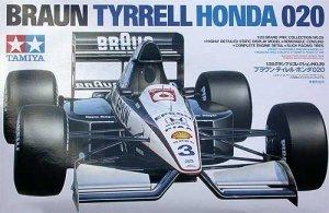 Tamiya 20029 Braun Tyrrell Honda (1:20)