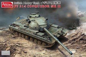 Amusing Hobby 35A027 British Heavy Gun Tank FV214 Conqueror Mk.II 1/35