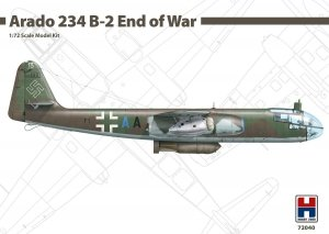 Hobby 2000 72040 Arado 234 B-2 End of War 1/72
