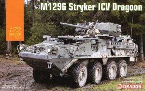Dragon 7686 M1296 Stryker ICV Dragoon 1/72