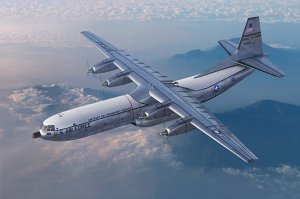 Roden 335 Douglas C-133B Cargomaster 1/144