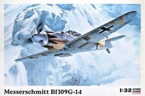Hasegawa ST18 MESSERSCHMITT Bf109G-14 1/32
