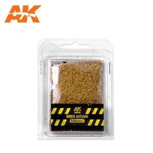 AK Interactive AK 8154 BIRCH AUTUMN LEAVES 28MM  1/72