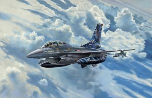 Revell 03844 F-16D Fighting Falcon 1/72