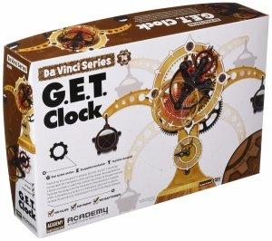 Academy 18185A Da Vinci - G.E.T. Clock