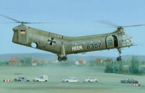 Special Hobby 48088 H-21 Workhorse In German and French Service (1:48)