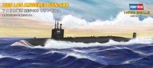 Hobby Boss 87014 USS Los Angeles SSN-688 1/700