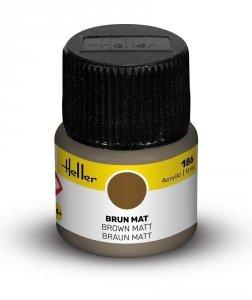Heller 9186 186 Brown - Matt 12ml