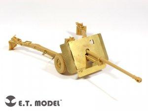 E.T. Model E35-039 WWII British 17prd Anti-Tank Gun Mk.I For BRONCO 35024 1/35