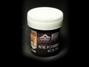 Uschi 4010 Metal Polishing Powder Iron 25 ml